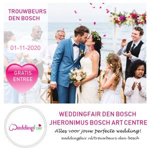 WeddingFair Den Bosch 1 November 2020