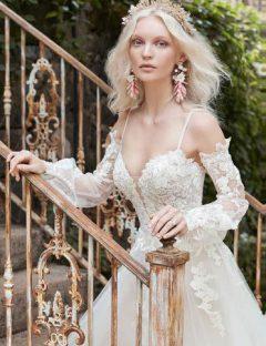 bruidsjurk 38